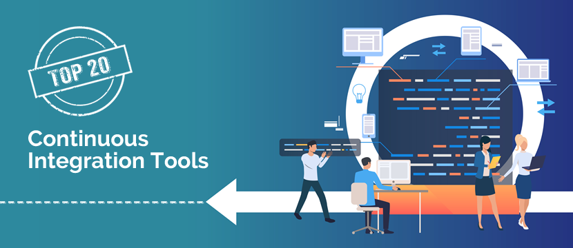 Top continuous integration tools