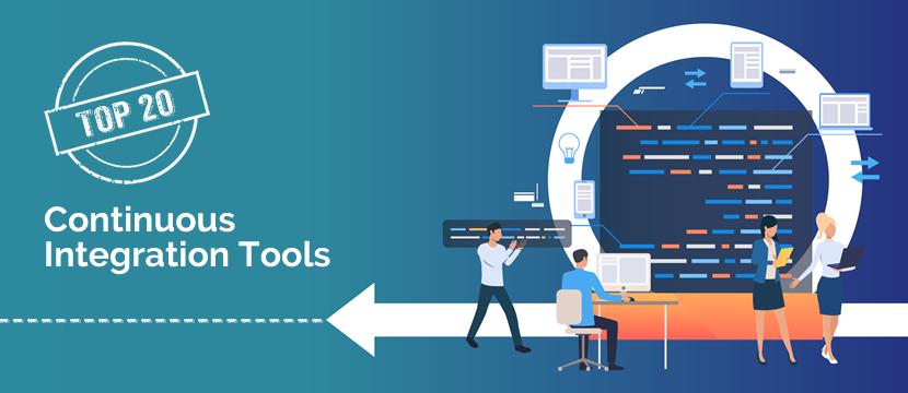 Top continuous integration tools