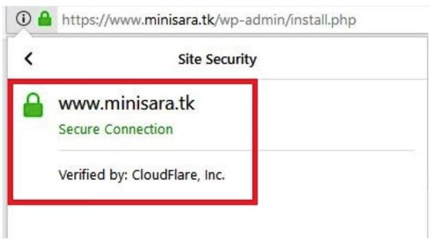Cloudflare CDN checker