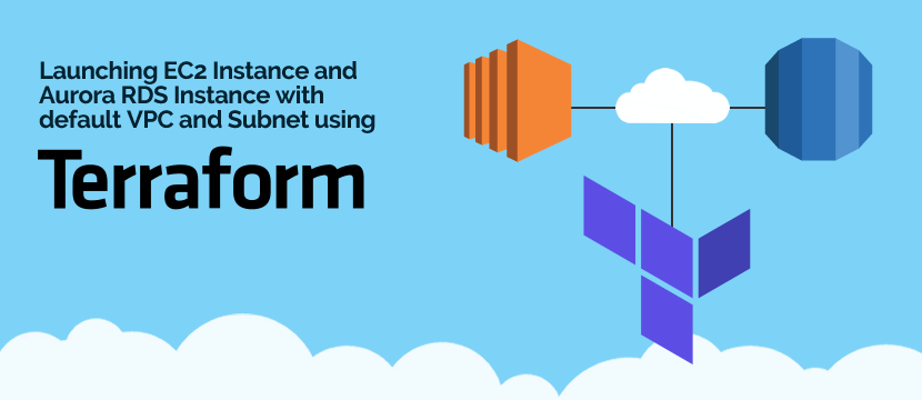 Launching EC2 Instance and Aurora RDS Instance