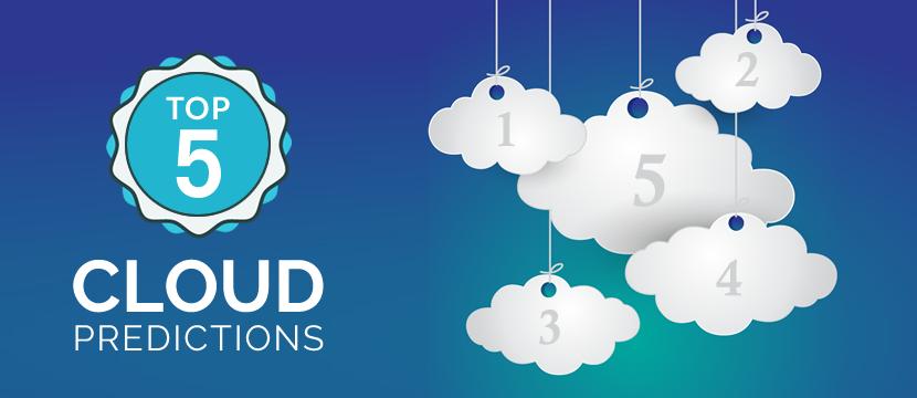 Top Cloud Predictions