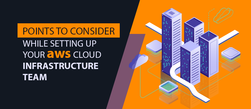 Setting Up AWS Cloud Infrastructure Team