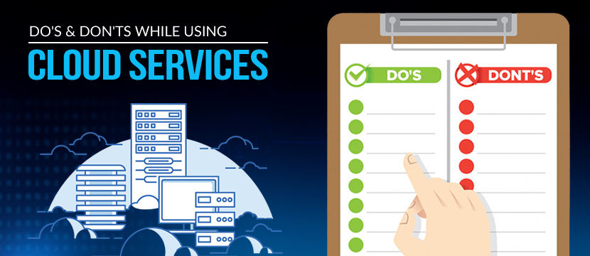 using cloud services