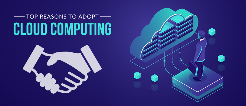 adopt cloud computing
