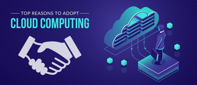 adopt cloud computing