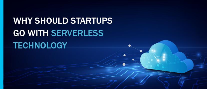 serverless startups
