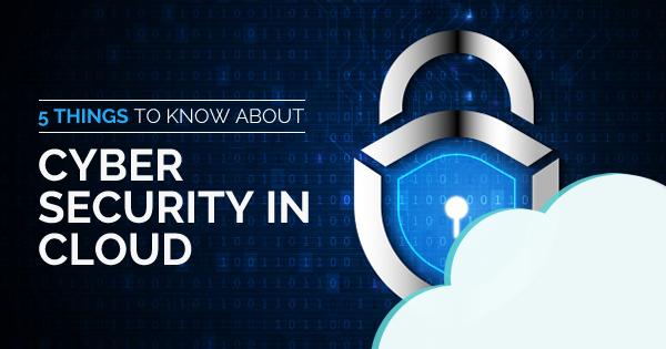 Cyber Security in Cloud