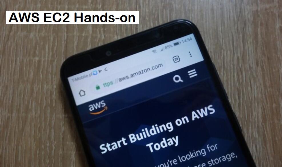 AWS EC2 Hands-on
